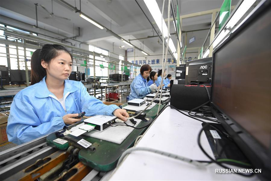 Развитие индустрии высоких технологий в Фучжоу
