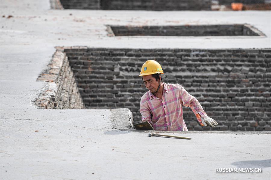 """Строительство интернет-парка """"Фусинчэн"""" в Хайнаньском порту свободной торговли"""