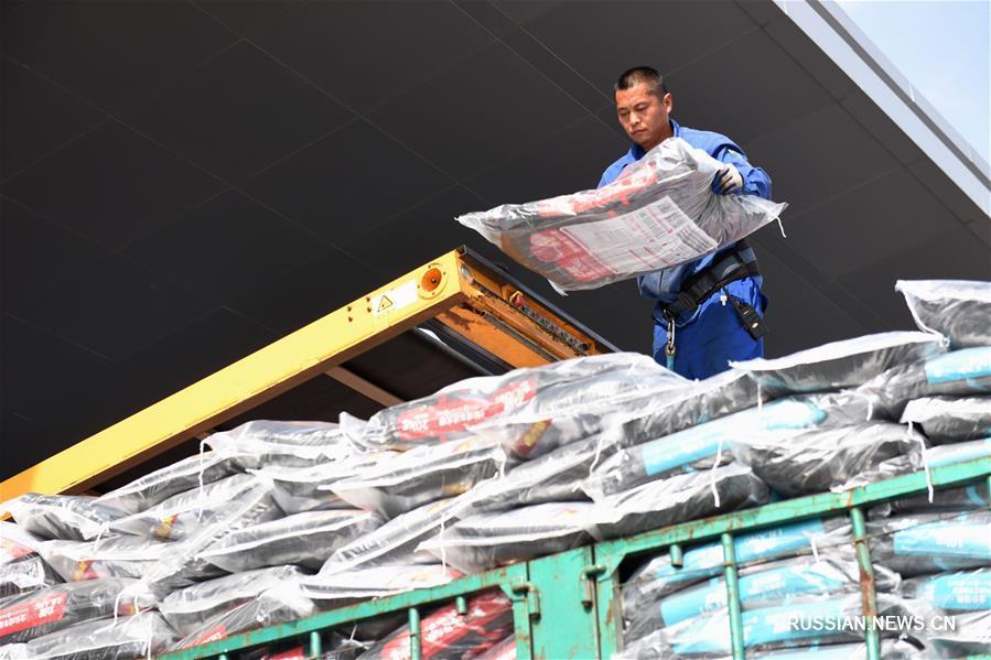 Производственный кластер продукции для домашних питомцев в Синтае