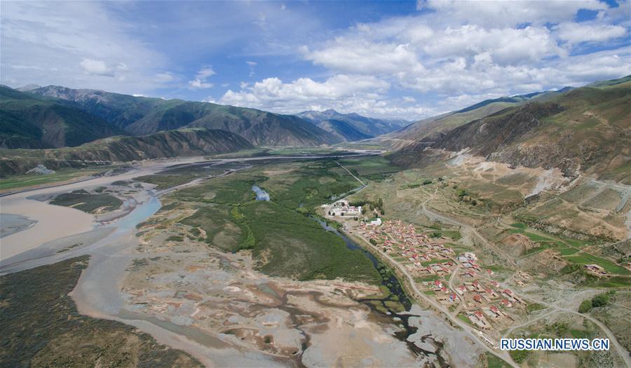 В провинции Сычуань обнаружены ценные торфяные водно-болотные угодья площадью 300 тыс га