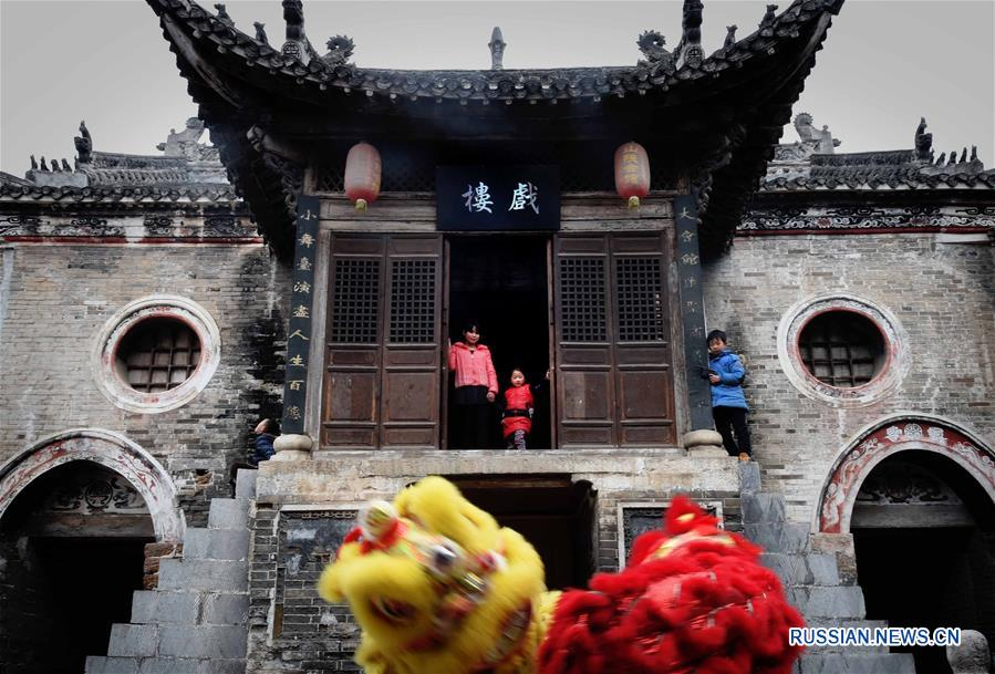 Краткое путешествие по древним городкам провинции Хэнань