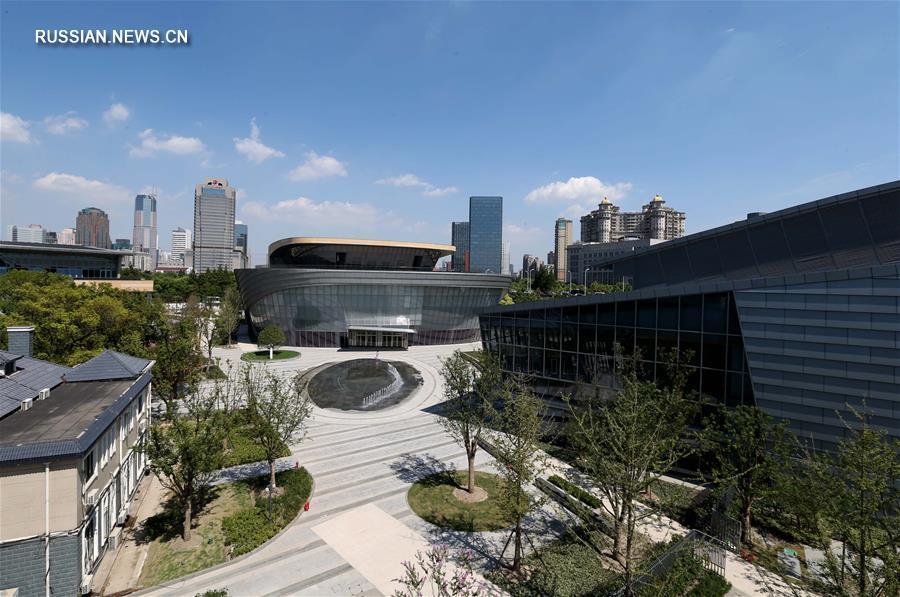 В Шанхае открылся международный центр хореографии