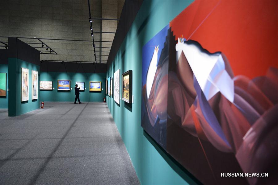Первое Международное культурное ЭКСПО Шелкового пути начало работу в Дуньхуане