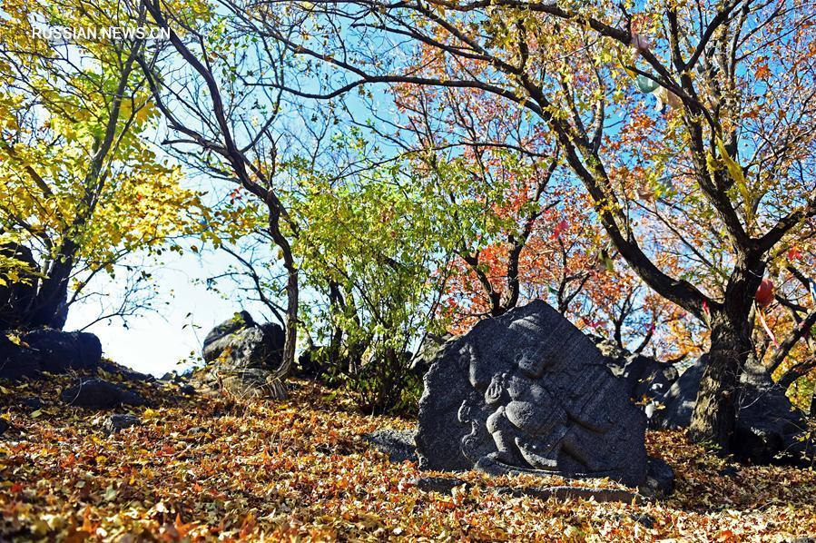 Уезд Чжанъу осенью