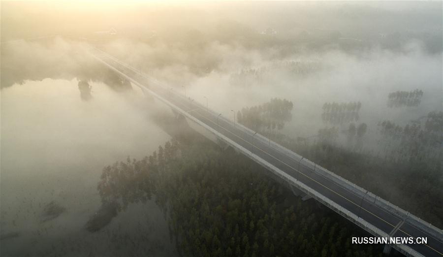 Туман над Китаем
