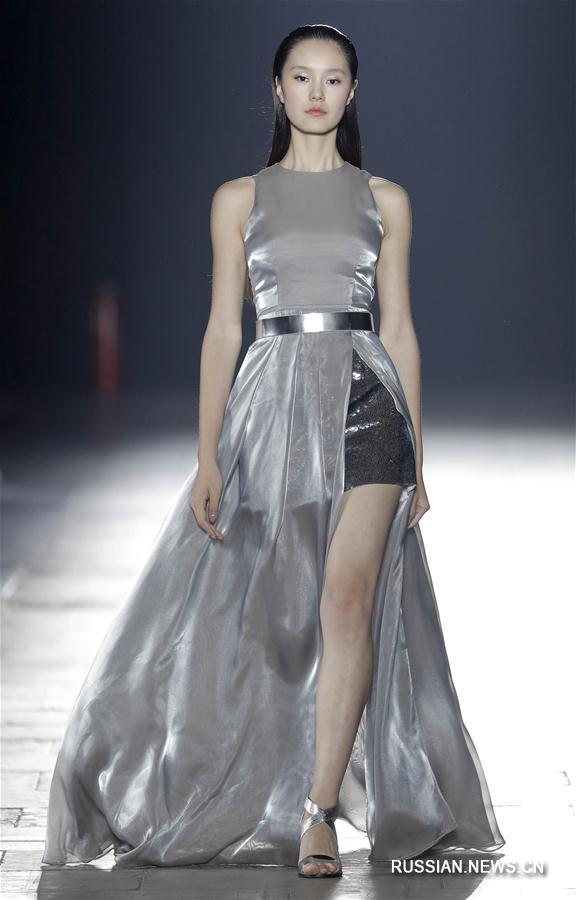 Пекинская неделя моды подошла к концу
