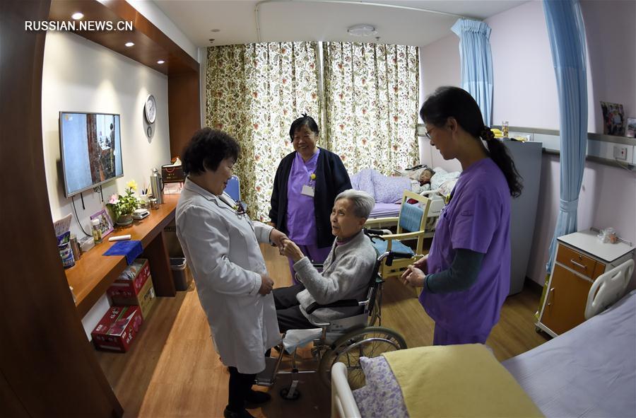 Новый формат заботы -- программа повышения качества жизни пожилых реализуется в Пекине