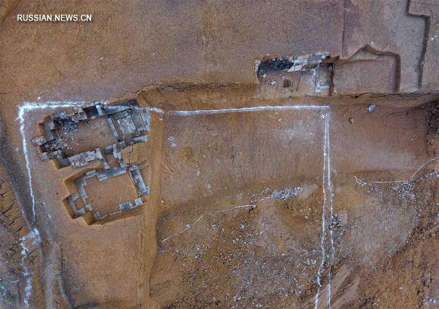 В провинции Сычуань обнаружены гробницы времен династии Сун
