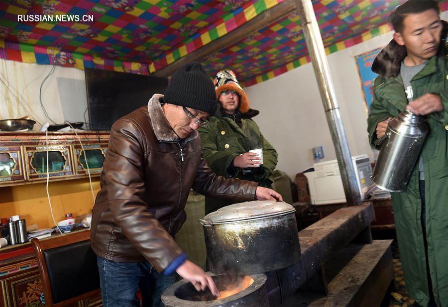 Нелегкая жизнь в самой высокогорной волости Китая