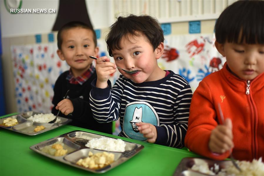 15-летнее бесплатное образование для национальных меньшинств в провинции Цинхай