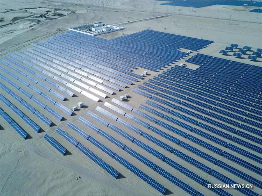 Новая энергетика в провинции Цинхай