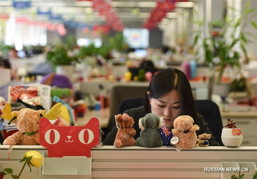 Tmall -- китайский гигант трансграничной онлайн-торговли импортными товарами