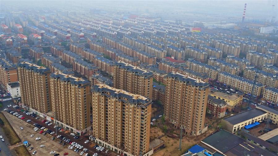В первом квартале 2017 года инвестиции в сектор недвижимости Китая выросли на 9,1 проц