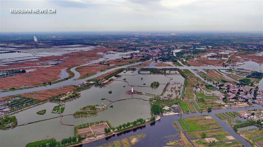 Китай намерен устроить международный конкурс по планированию и проектированию нового района Сюнъань