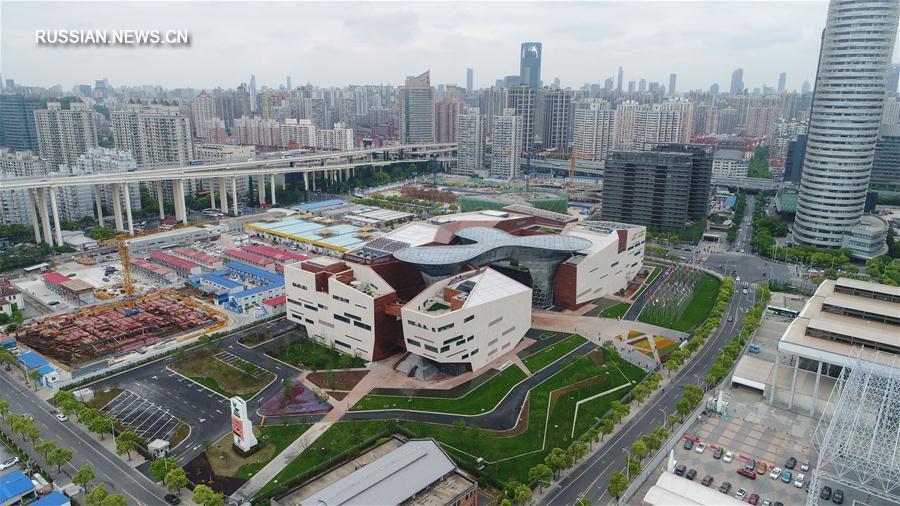 В Шанхае открыл двери первый в мире Музей ЭКСПО