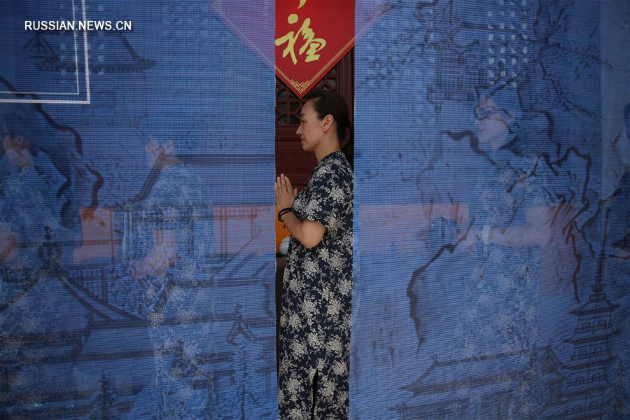 Чайная культура чаньских монахов из провинции Чжэцзян