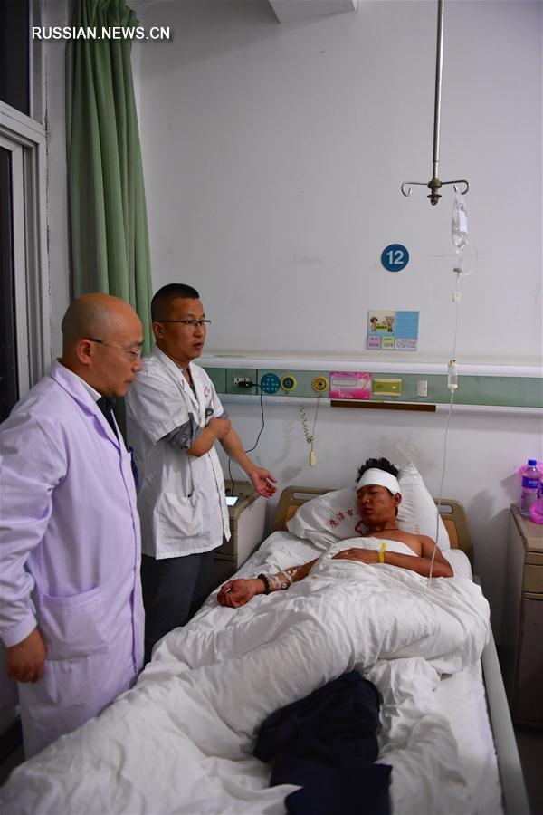 До 12 человек возросло число жертв ДТП в восточнокитайской провинции Цзянси