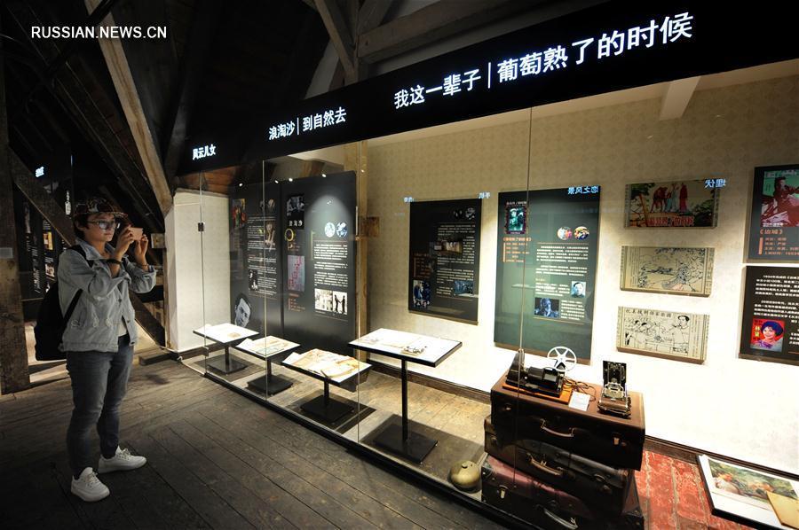 В г. Циндао официально открылся Музей кино