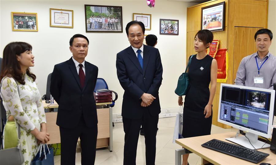 ИА Синьхуа подписало соглашение о сотрудничестве с Вьетнамским информационным агентством