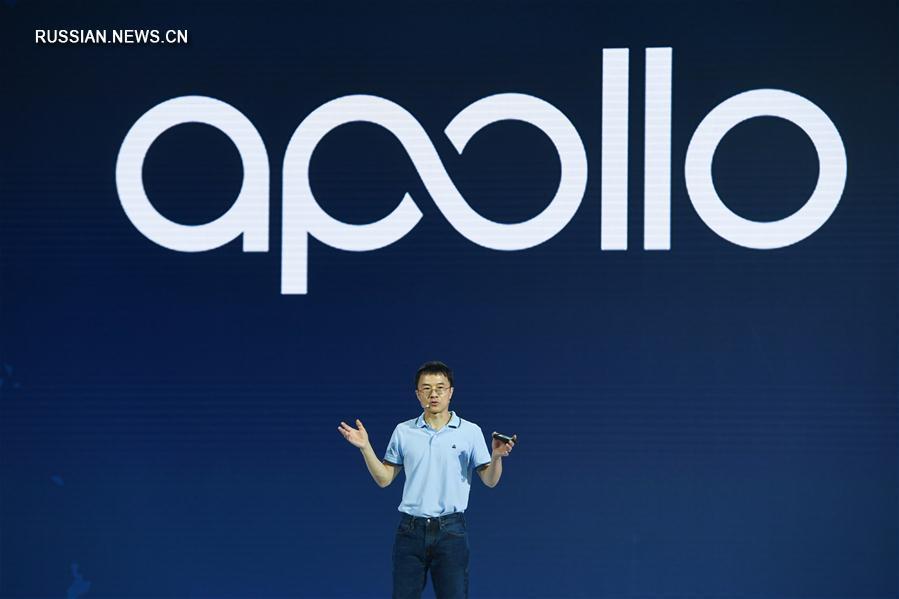В Пекине открылась конференция Baidu для разработчиков искусственного интеллекта