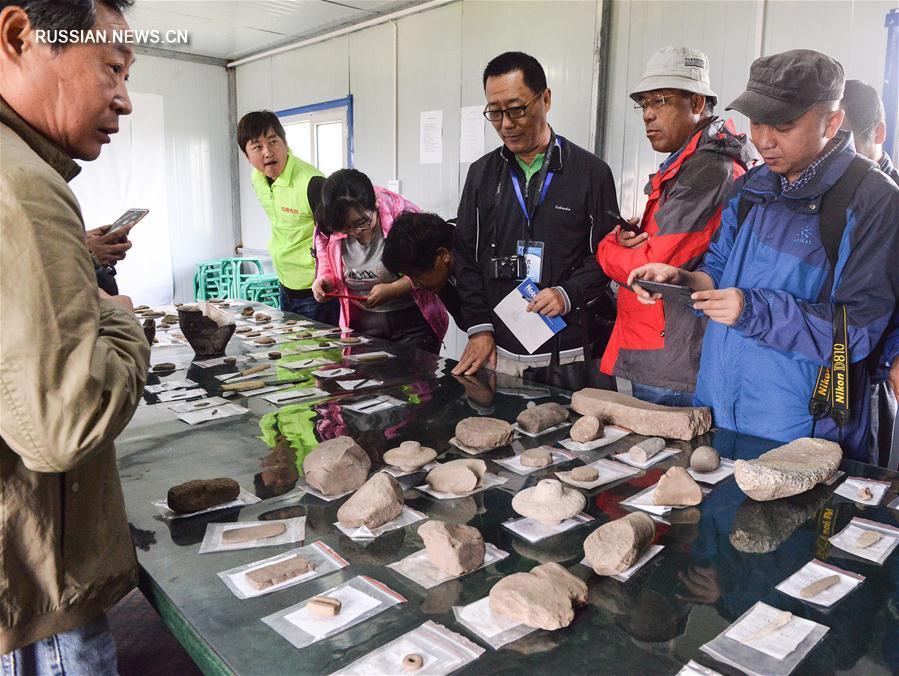 В Синьцзяне обнаружены руины крупного поселения бронзового века