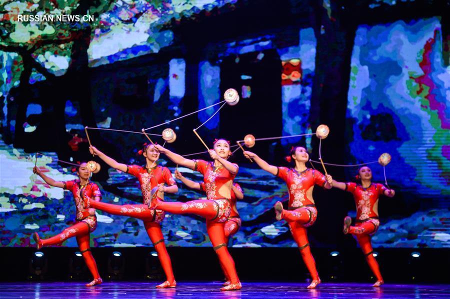 В Пекине открылся 2-й Фестиваль циркового искусства региона Пекин-Тяньцзинь-Хэбэй