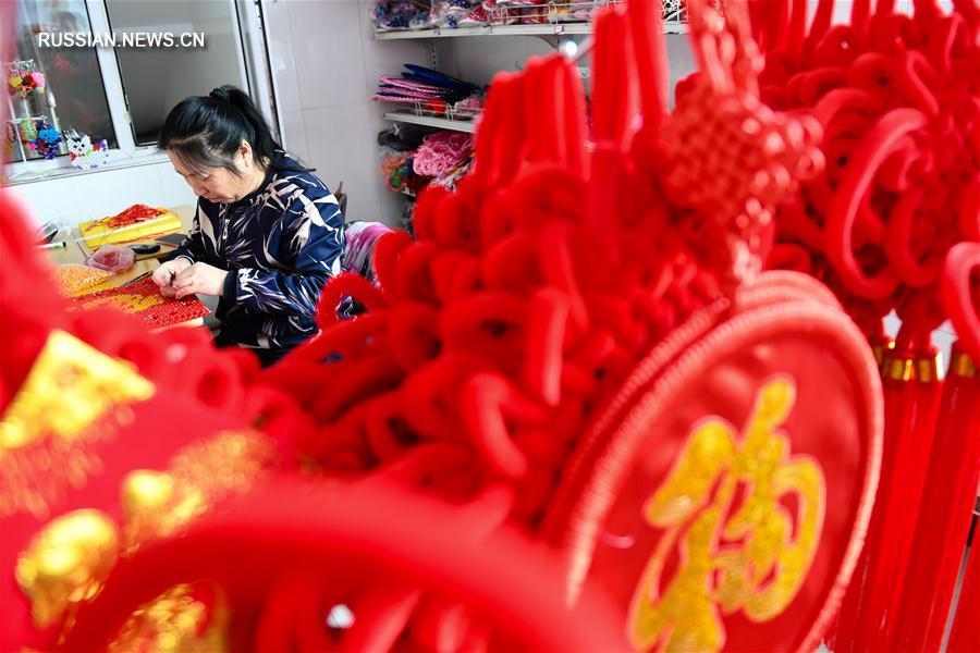 Во Внутренней Монголии организованы бесплатные курсы национальных ремеслел