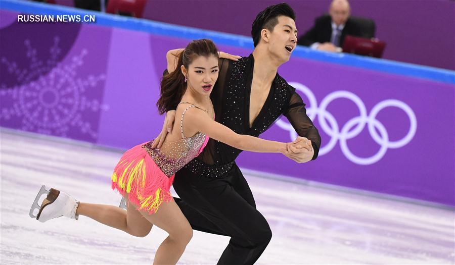Олимпиада-2018 -- Фигурное катание: команда Китая заняла 6-е место