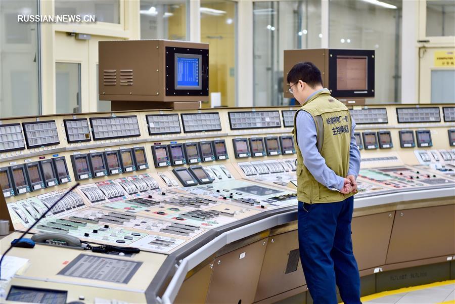 """Энергоблок №1 китайской АЭС """"Линъао"""" установил новый мировой рекорд по времени непрерывной безопасной эксплуатации"""