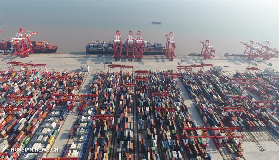 Развитие Экономического пояса реки Янцзы