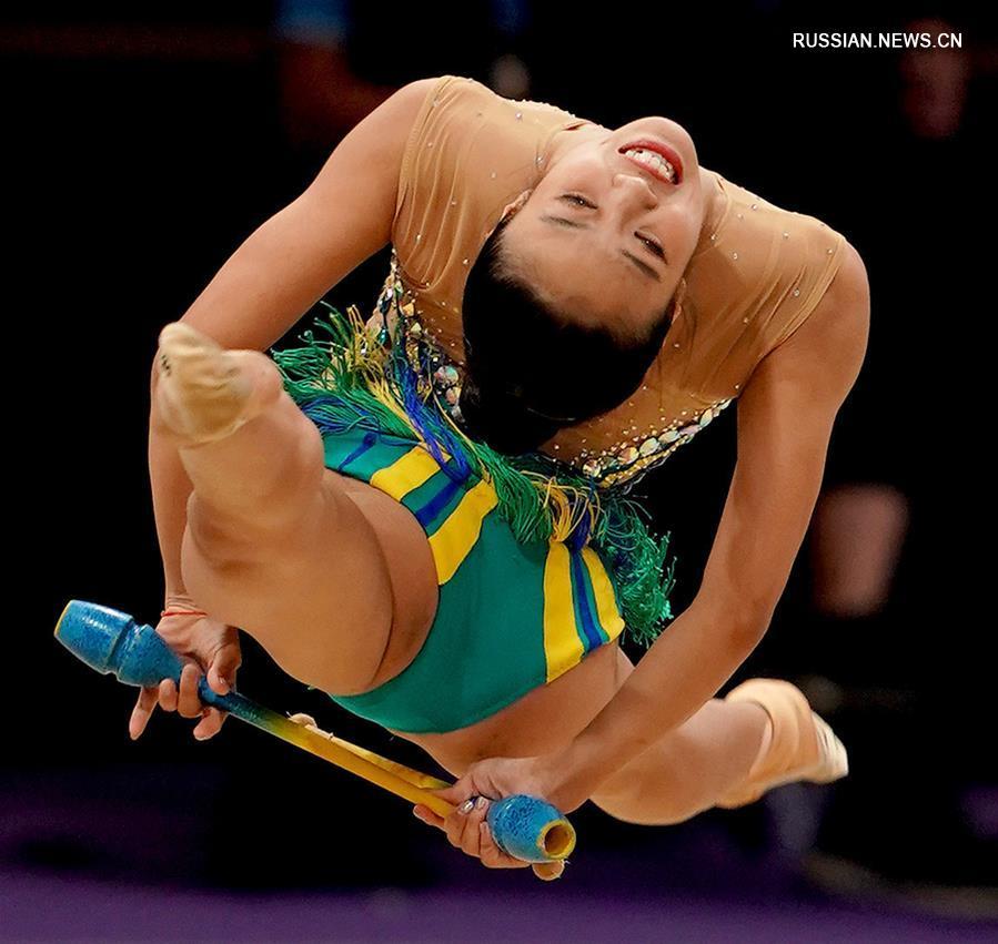 18-е Азиатские игры -- Художественная гимнастика: обзор квалификационных соревнований абсолютного первенства