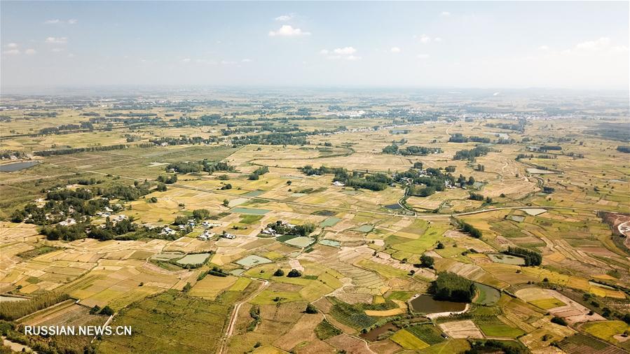 Деревня Сяоган в провинции Аньхой -- колыбель реформы в сельском хозяйстве КНР