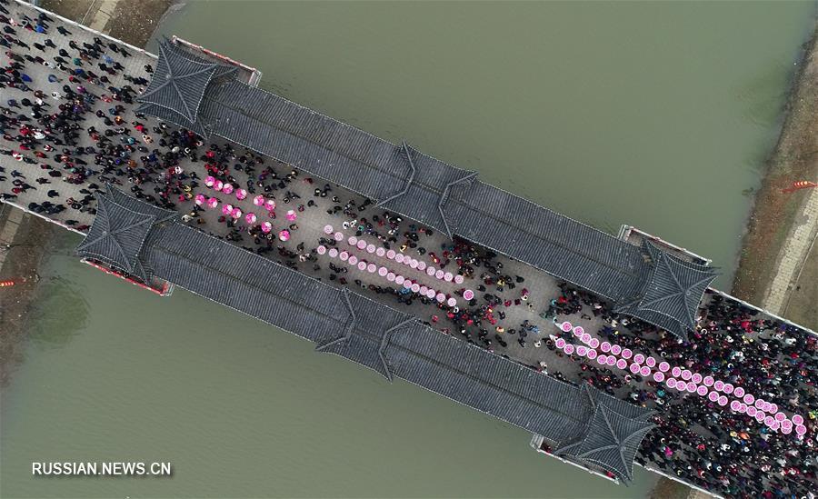 Поход на мост Тайпин в 16-й день 1-го лунного месяца