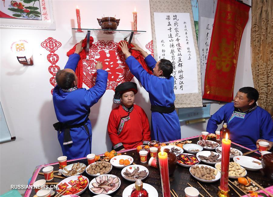 Традиционная мяоская свадьба на юге провинции Сычуань