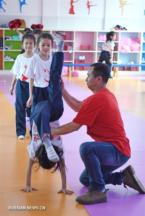 Школьные занятия по ихуанской драме