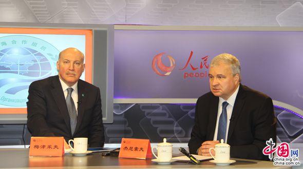 А. Денисов: кроме обмена товарами, Россия и Китай должны активно развивать инвестиционное сотрудничество