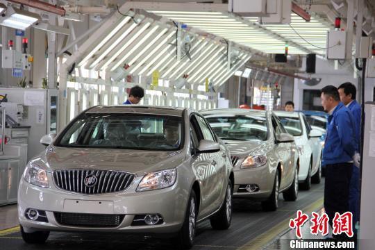 В Китае снова снизились темпы роста производства и сбыта автомобилей