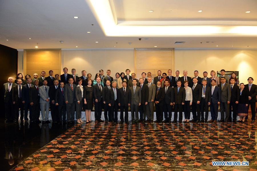 В Сингапуре прошло 5-е совещание представителей стран-учредителей АБИИ по подготовке к созданию структуры