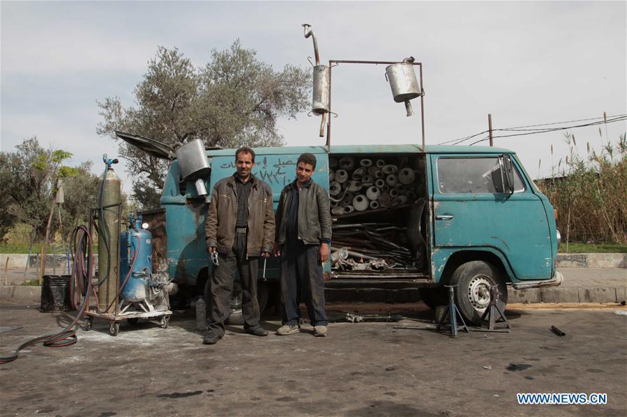 (国际)(1)叙利亚危机五周年:他们这五年