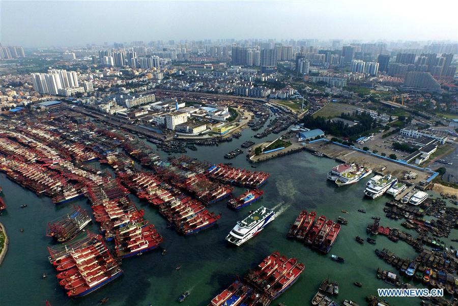 Десять лет развития -- Экономическая зона залива Бэйбу в Гуанси