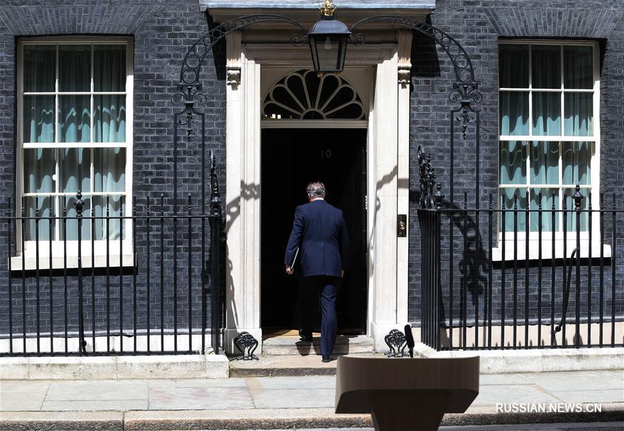 Кэмерон вновь призвал британцев проголосовать за сохранение членства в ЕС