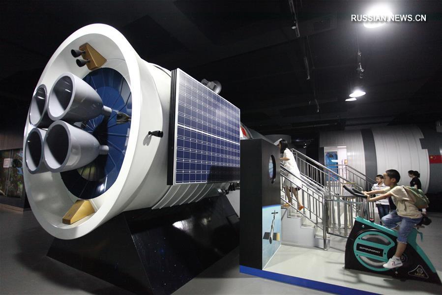 Летняя экскурсия по Янчжоускому музею науки и техники