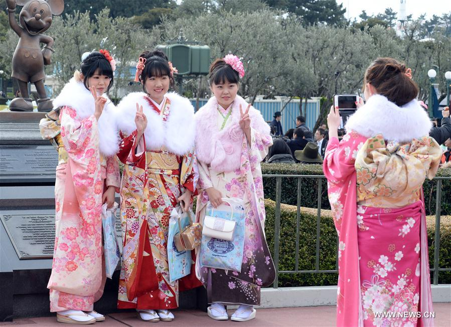 Японские девушки фотогалерея — photo 5