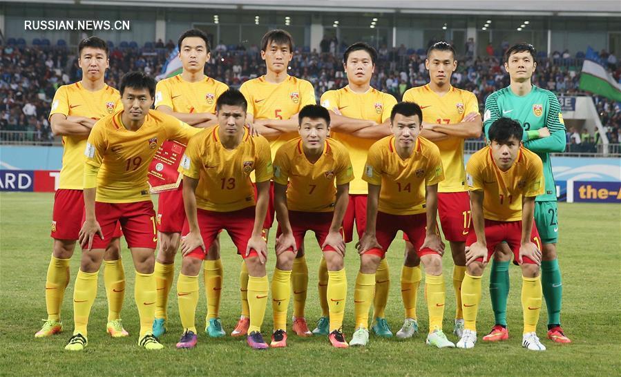 Отборочный этап чемпионата мира по футболу 2018 азия