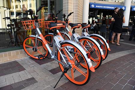 Китай готов к усилению управления отраслью велошеринга