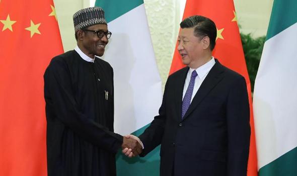 Си Цзиньпин встретился с президентом Нигерии /более подробно/