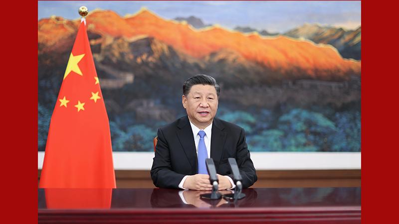 Си Цзиньпин выступил с программной речью на церемонии открытия 3-го Китайского международного импортного ЭКСПО