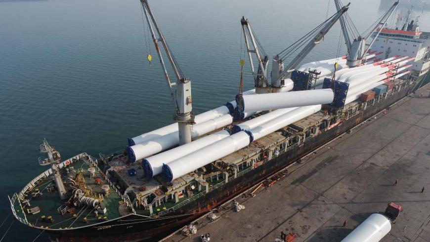 Объем внешней торговли пров. Цзянсу достиг рекордного уровня в 2020 году
