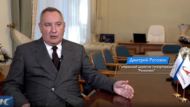 Эксклюзив: В освоении космоса Китай и Россия поддерживают друг друга – Д.Рогозин