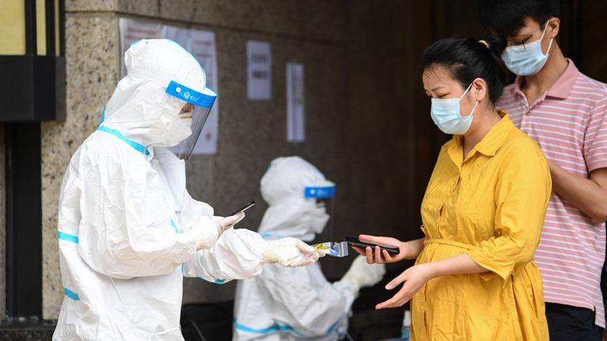 В китайской провинции Гуандун за минувшие сутки выявлен новый случай локального заражения COVID-1